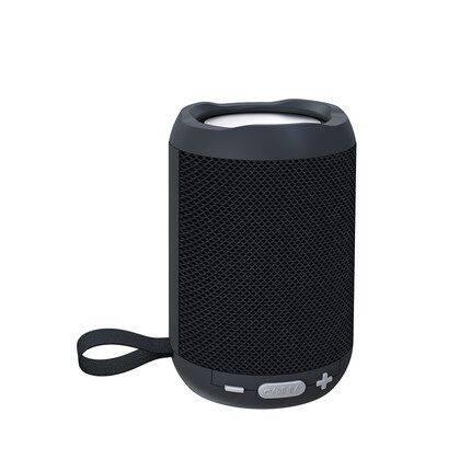 爱度T2无线蓝牙音箱AI智能语音小音响户外低音炮小钢炮手机随身大音量重低音3D环绕新款家用小型便携音响车载