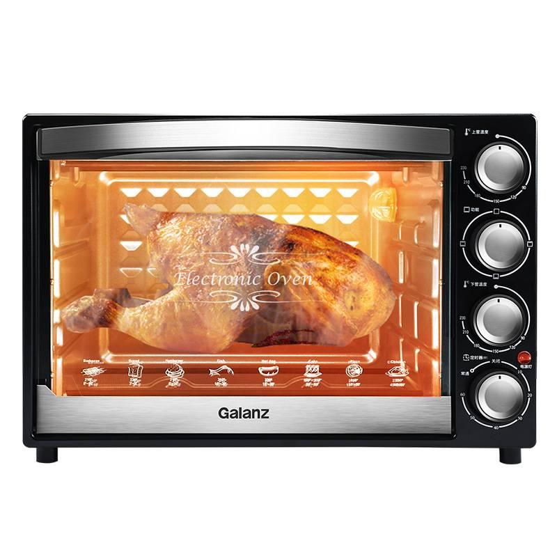 Galanz/格兰仕 KWS1538J-F5N电烤箱家用烘焙多功能全自动蛋糕烤箱