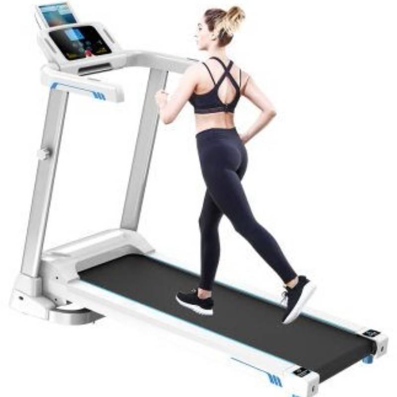 居康跑步机折叠家用款小型 减肥超静音多功能电动室内健身房器材