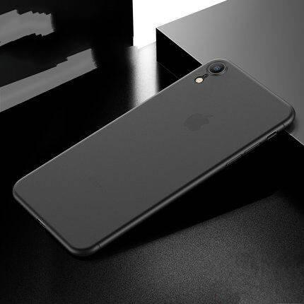 iPhone11Pro Max手机壳苹果X磨砂XSMax超薄XR透明iPhoneXR防摔iPhone8plus保护套女苹