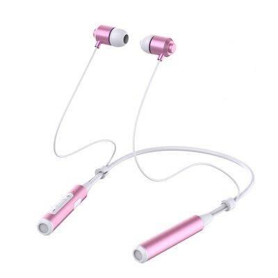 运动无线蓝牙耳机颈挂脖式超小型跑步双耳入耳式超长续航男女通用