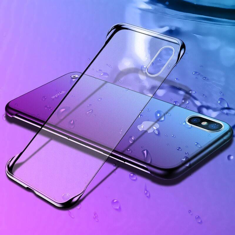 苹果x手机壳硅胶超薄xr透明xs防摔iPhoneXsMax磨砂iphone套max潮牌iphonexr无边框iphone