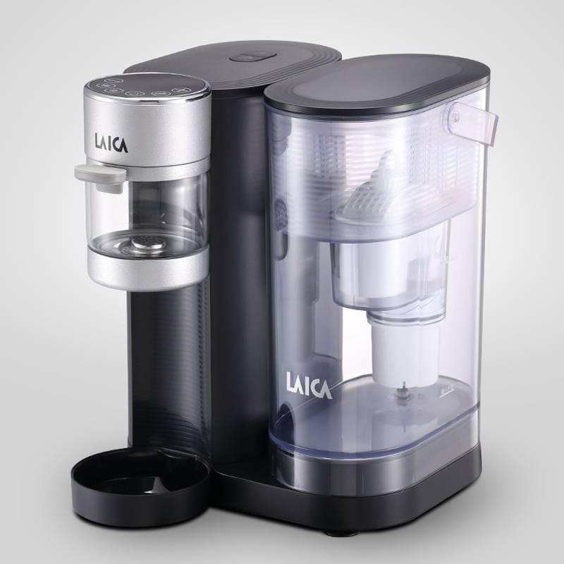 laica莱卡智能净水器家用即热一体机台式加热过滤器自来水饮水机