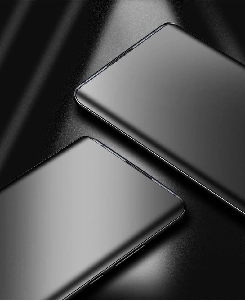 vivo NEX3钢化膜磨砂水凝膜nex3s手机膜全屏覆盖nex全包防指纹保护膜vivo原装无白边防爆游戏专用贴膜5g版