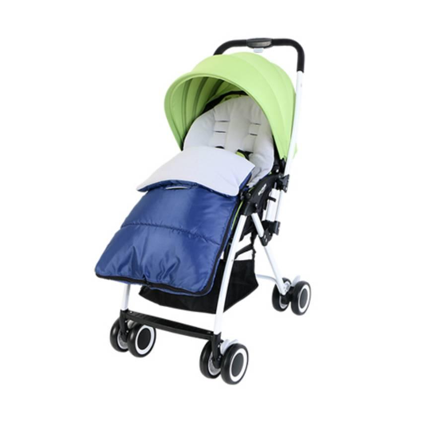 奥贝乐Orbelle婴儿推车脚套伞车保暖脚罩宝宝加厚睡袋防风罩棉垫