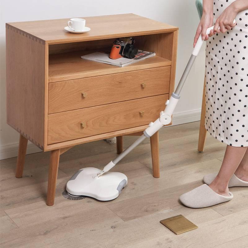 手推式扫地机家用一体无线手动扫帚宿舍懒人拖地自动笤帚扫把神器