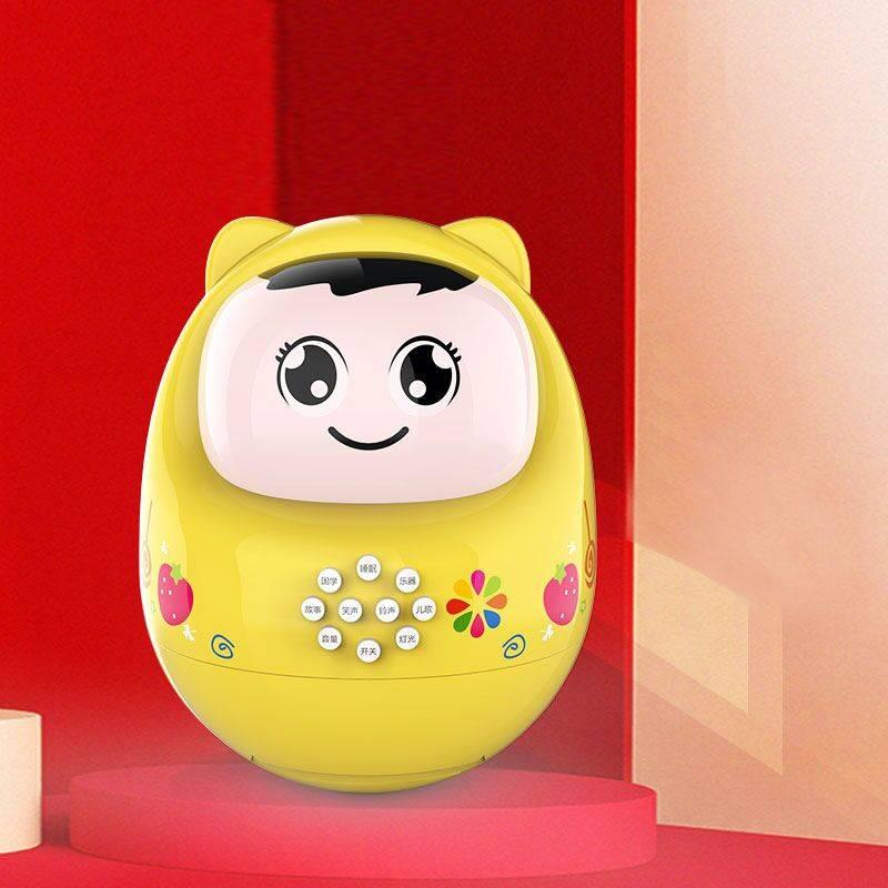 儿童玩具学习机3-6-12岁教育陪伴早教语音对话玩具wifi小孩早教机