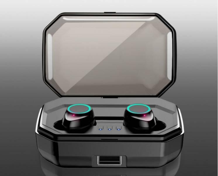 MYDUKE X 9真无线蓝牙耳机双耳迷你隐形运动跑步防水入耳式安卓苹
