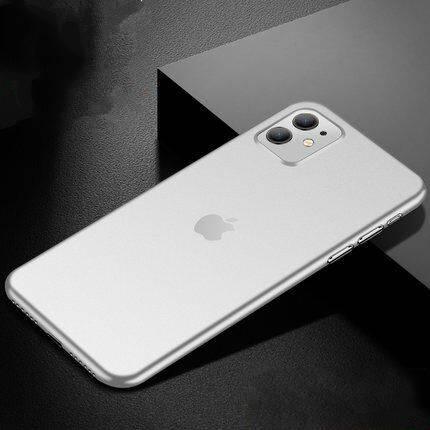 iPhone11手机壳苹果X磨砂11Pro超薄iPhoneXSMax透明防摔苹果8plus保护套女苹果i6P潮男xr新网