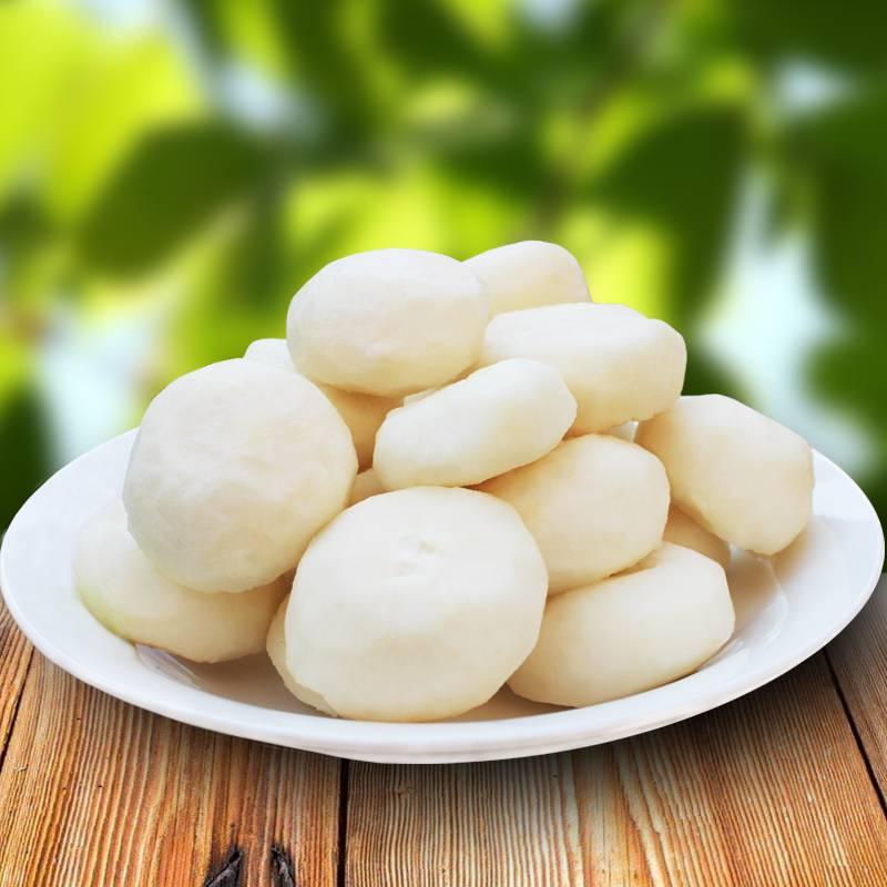 廣東特產新鮮北鄉紅皮馬蹄4A果精選手工現挖3斤脆甜荸薺地梨水果5