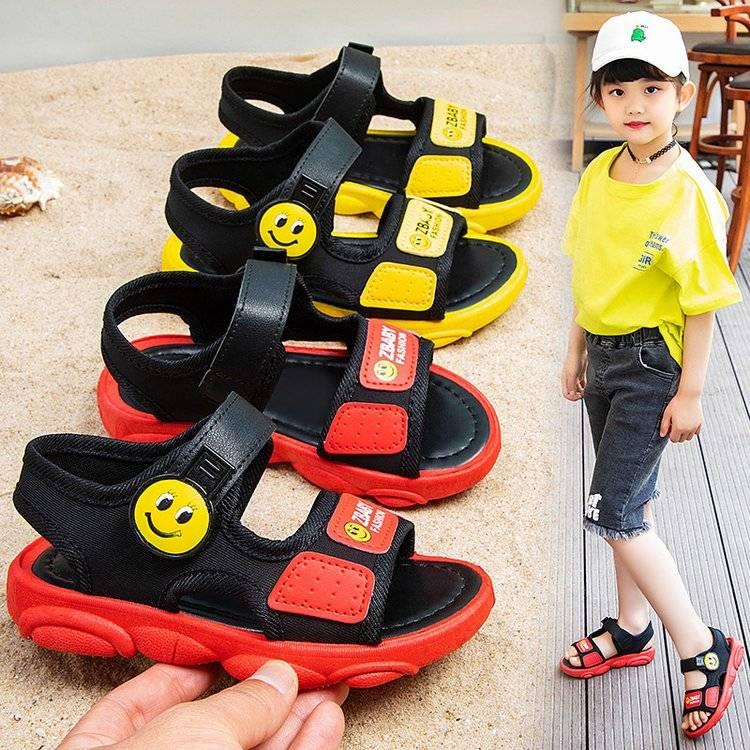 小宝宝夏季儿童运动鞋春夏女童鞋男童透气