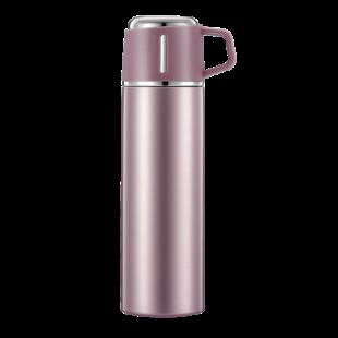 316不锈钢保温杯女可爱创意萌水杯保卫杯带滤网泡茶带杯盖可喝水