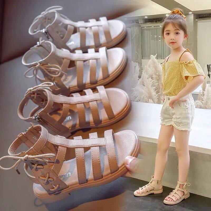 新款女童鞋舒适儿童女童平底中大童学生童鞋