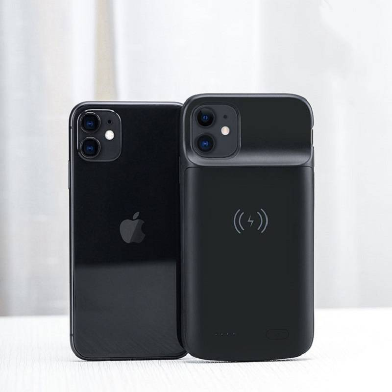 苹果11 pro max背夹充电宝iphone11pro夹背式电池专用x大容量超薄一体充苹果xs max无线充电手机壳xr移动电源