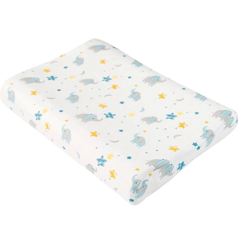 好孩子儿童乳胶枕头泰国进口四季通用宝宝婴儿定型透气1-2-3-6岁