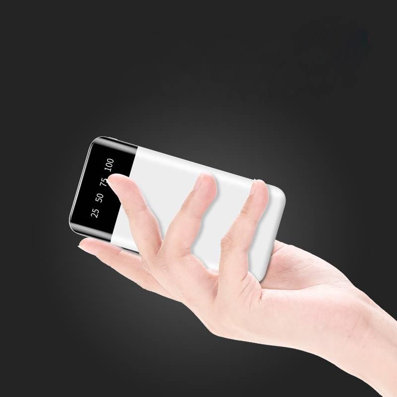 充电宝20000毫安苹果vivo华为oppo三星通用超薄快充便携定制LOGO