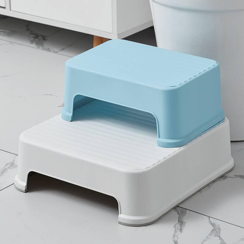 儿童凳子宝宝踩脚椅子小板凳洗手台阶垫脚凳小孩阶梯凳防滑脚踏凳