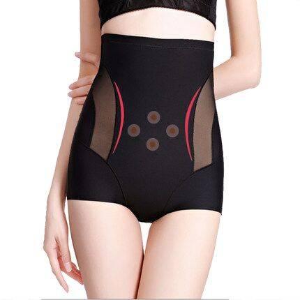 加强版收腹塑身神器提臀内裤女高腰收胃裤塑形产后燃脂收肚子束腰