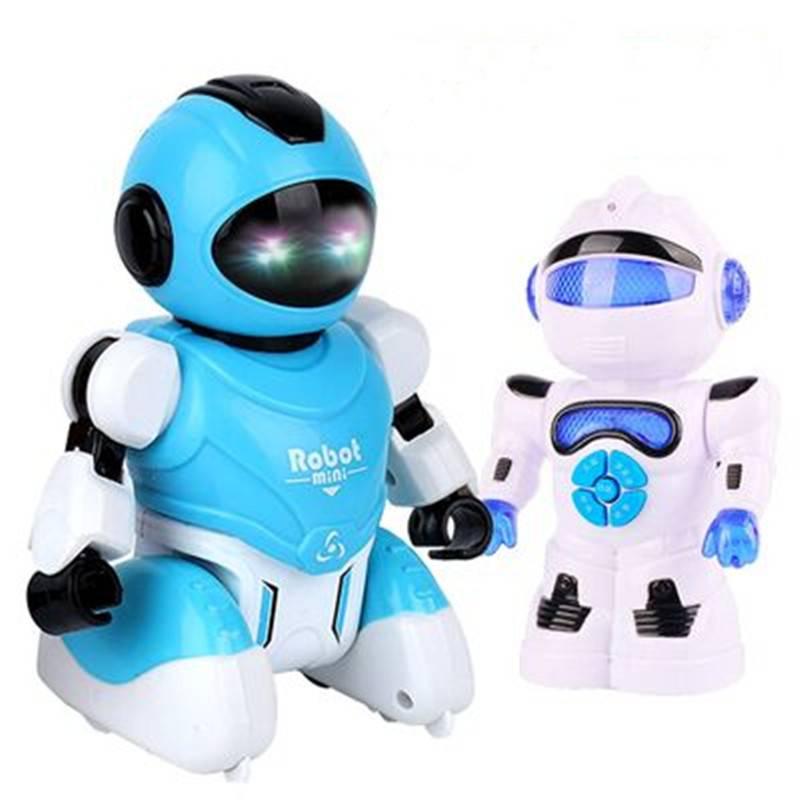 新威尔机器人玩具智能会对话跳舞格斗儿童遥控电动走路男孩早教机