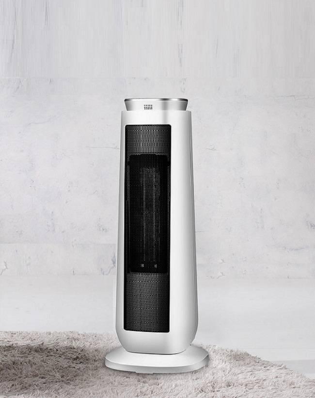 美的取暖器暖风机家用电暖气客厅浴室小型热风小太阳节能速热暖炉