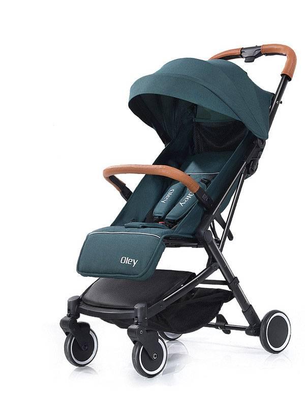 欧朗婴儿推车可坐可躺超轻便携式折叠小伞车四轮儿童宝宝bb手推车