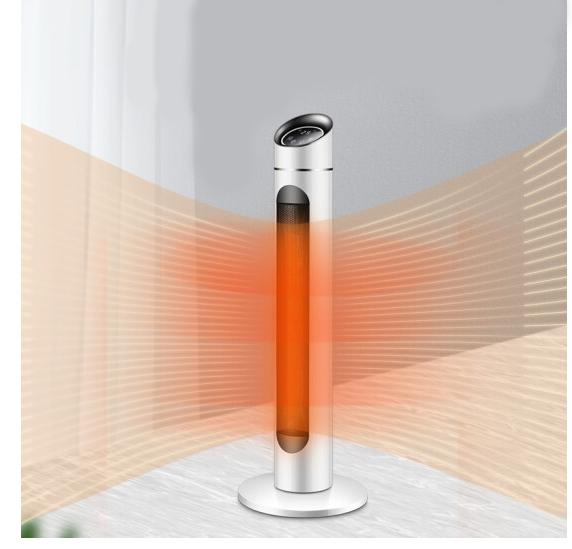 TCL取暖器家用立式电暖气浴室节能省电速热风扇小型办公室暖风机