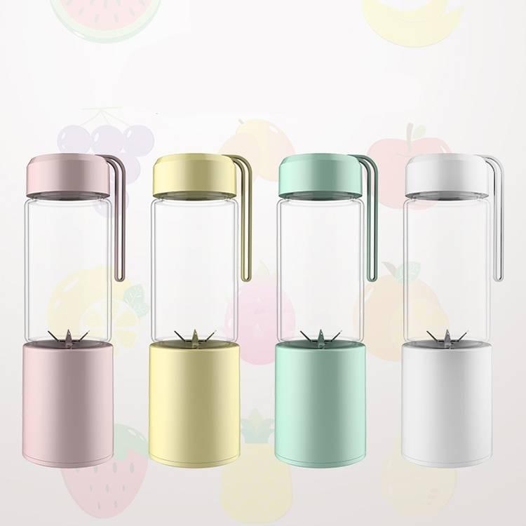 沃科多宿舍榨汁杯充电便捷榨汁机便携式迷你小型多功能学生果汁机