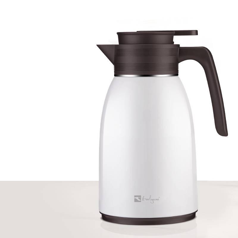 博雁保温水壶家用保温壶大容量暖壶玻璃内胆热水壶保温瓶热水瓶