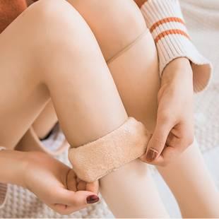 【3双加绒袜子】防寒零下三十度