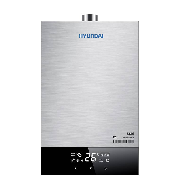 燃气热水器家用天然气8升10升12升煤气液化气强排即热式洗澡恒温
