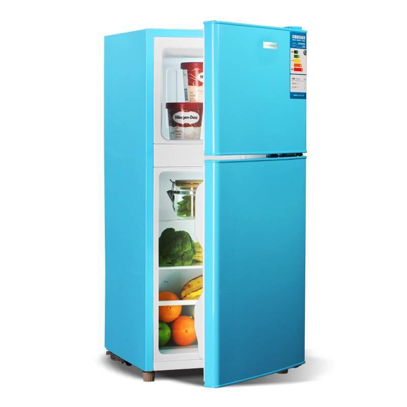小冰箱家用宿舍节能小冰箱租房用家用办公室用小冰箱冷藏冷冻