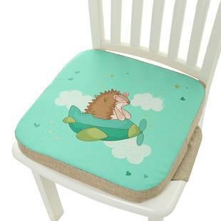 便携式儿童餐椅增高垫坐垫