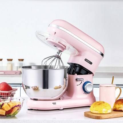 樱欧台式打蛋器电动家用厨师机奶油打发小型搅拌和面机奶盖机商用