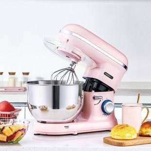 樱欧台式打蛋器电动小型搅拌和面机