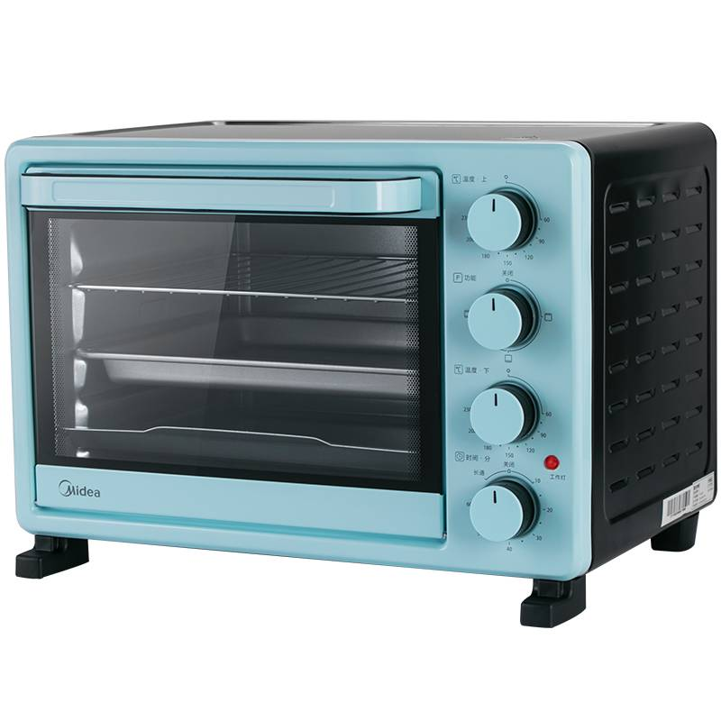 Midea/美的 PT2531美的烤箱家用烘焙迷你小型电烤箱多功能全自动