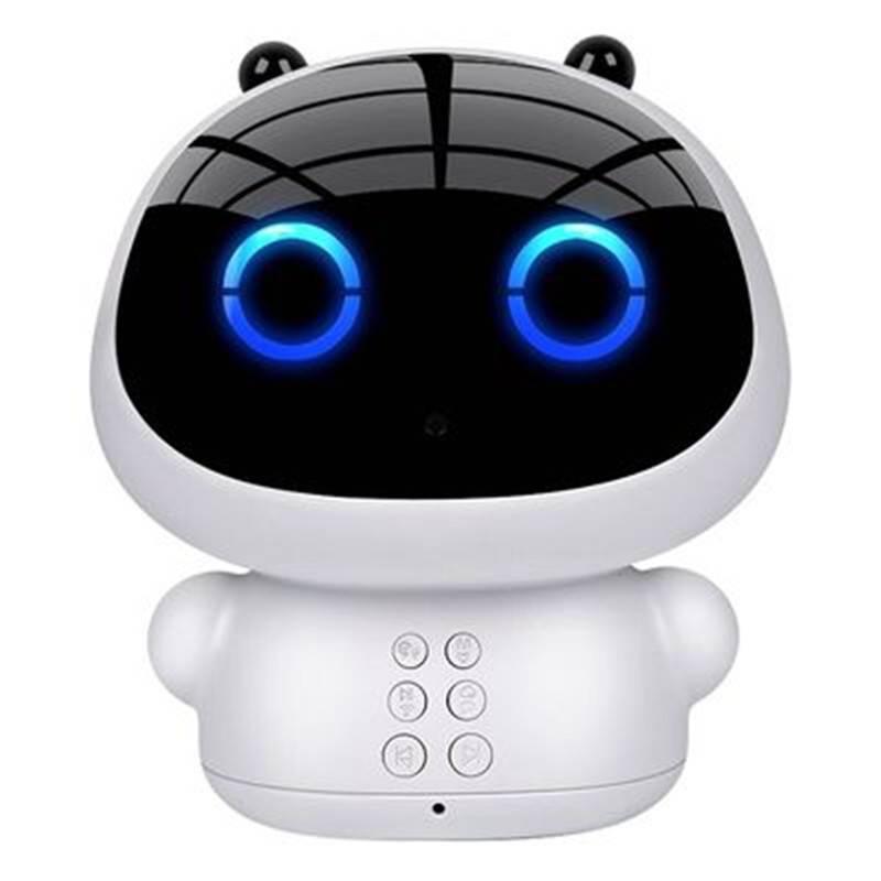哈智智能機器人早教學習機故事機高科技對話wifi語音問答同步教材