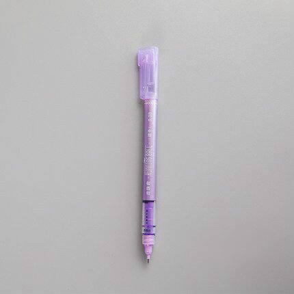 点石走珠君直液式自控墨走珠笔速干学生用巨能写大容量套装做笔记专用手账全针管型签字彩色中性笔考试专用笔