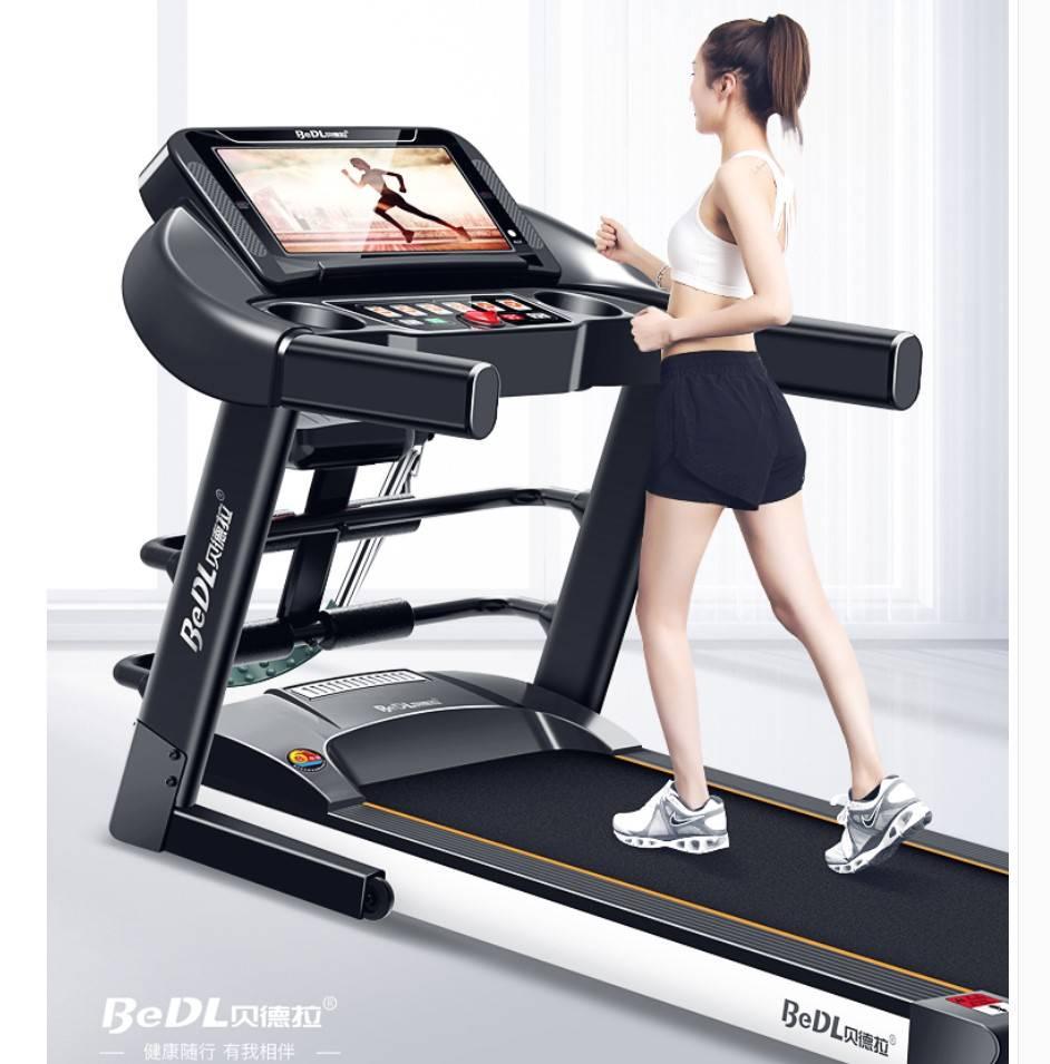 跑步机家用款小型女折叠宿舍室内电动走步超静音多功能健身房专用