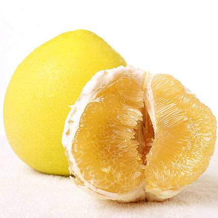 贡水白柚 白心柚子蜜柚当季孕妇新鲜应季水果恩施宣恩李家河10斤5