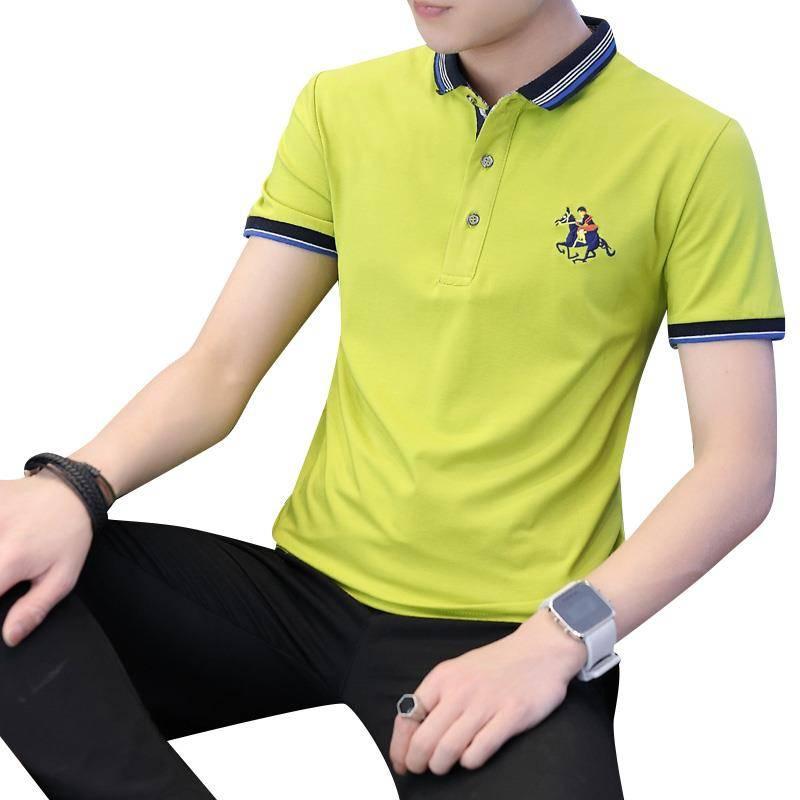 FZP夏季新款纯棉透气T恤