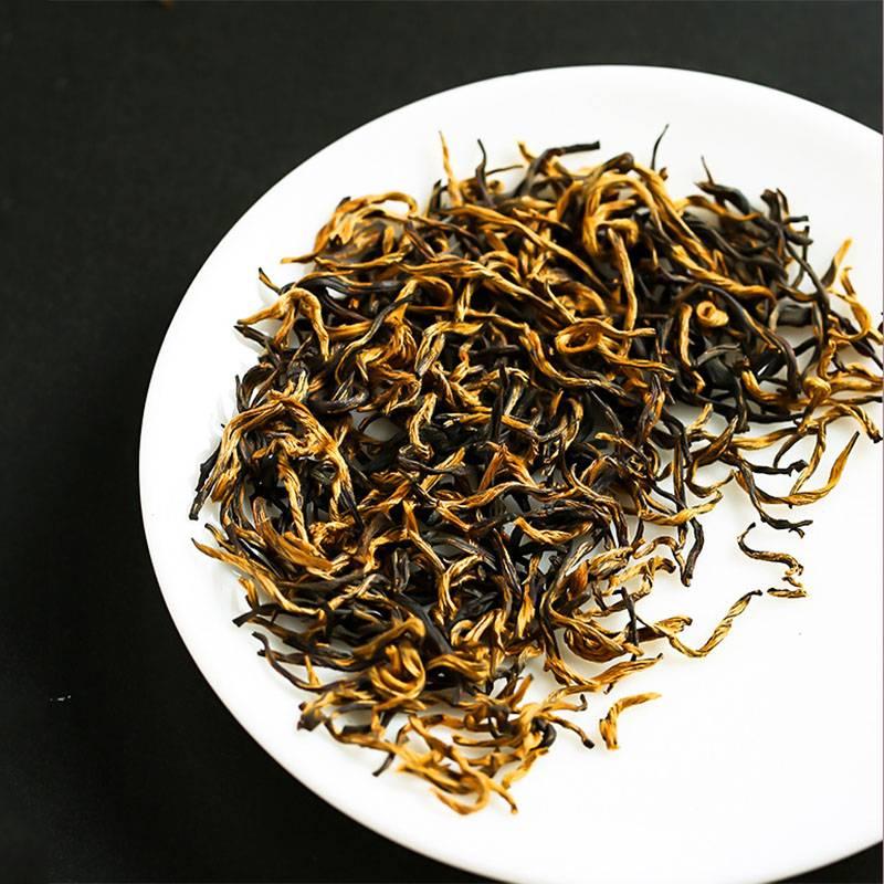 茶博山金骏眉红茶特级浓香型正宗2019新茶年货茶叶罐装
