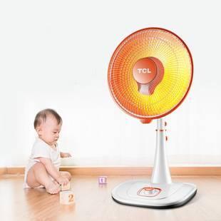 TCL小太阳取暖器电热风扇