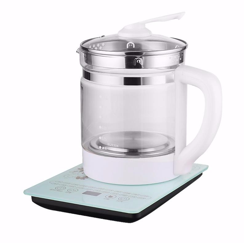 新飞养生壶全自动玻璃一体多功能电热花茶壶家用煮茶器办公室小型