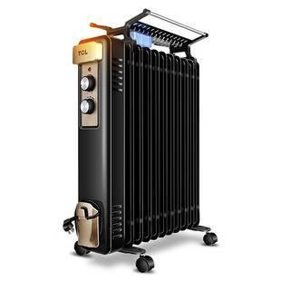 【TCL】取暖器加湿家用速热节能
