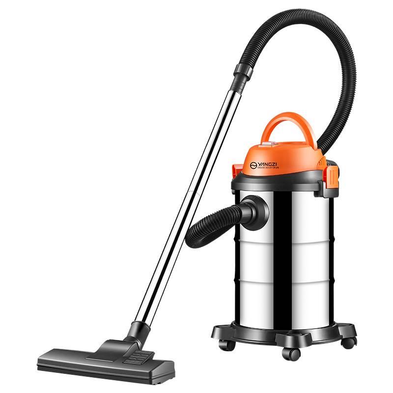 扬子吸尘器家用大功率吸尘器小型机迷你静音工业干湿吹地毯式除螨