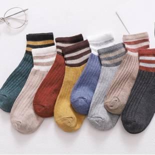 【5双】袜子女浅口短筒低帮船袜