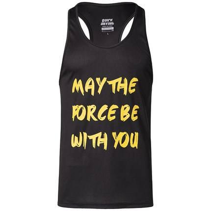 健身运动背心男宽松网红训练速干上衣篮球跑步坎肩私人教练健身衣