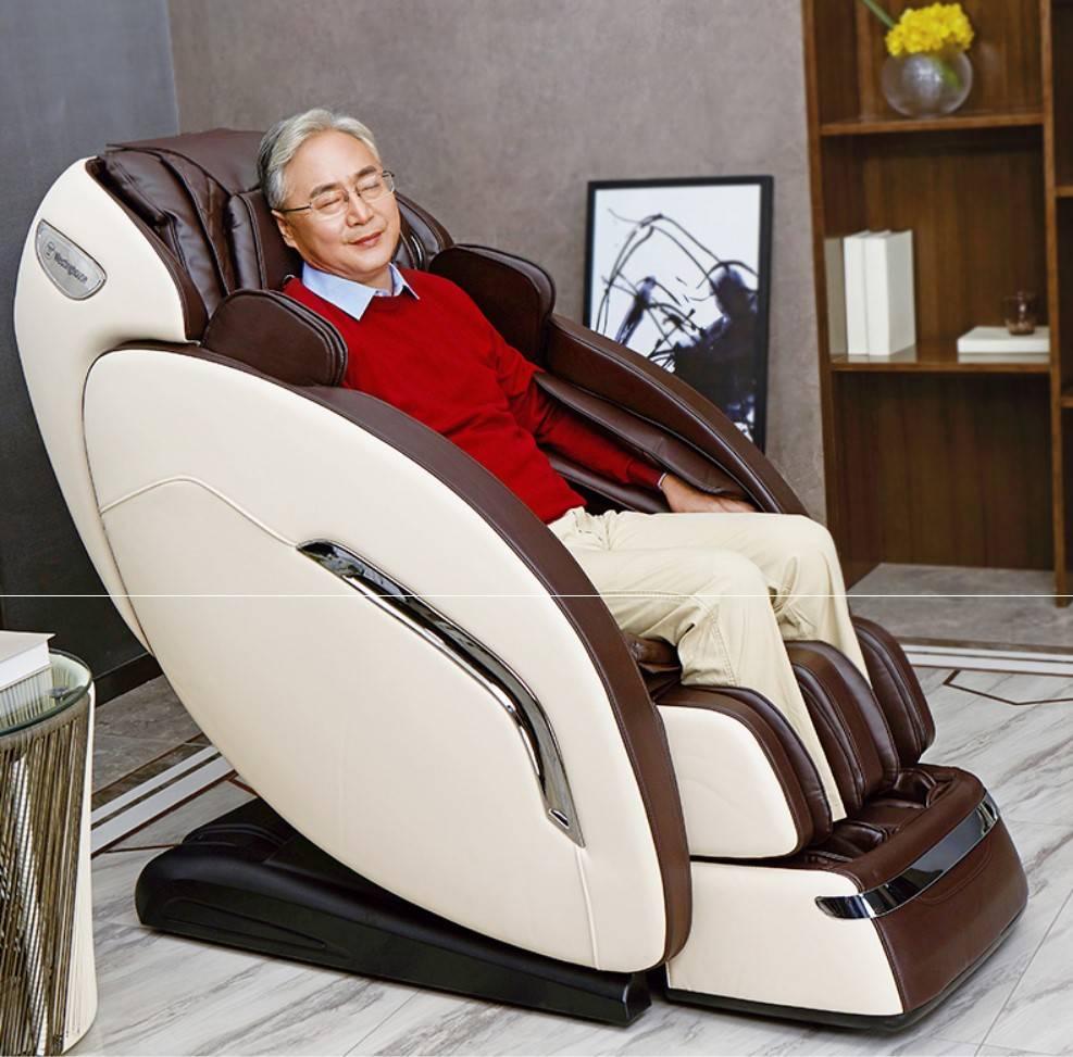 全新升级电动按摩椅全自动家用太空豪华舱全身多功能超豪华款