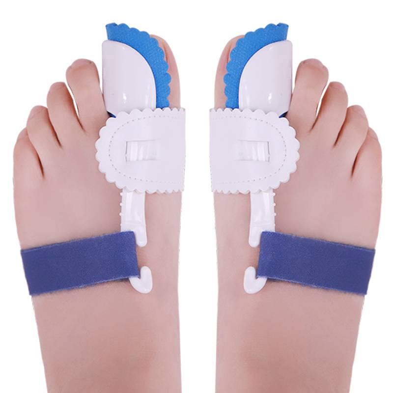 大脚骨母拇指外翻矫正器可以穿鞋女士纠正大脚趾内翻女分离分趾器