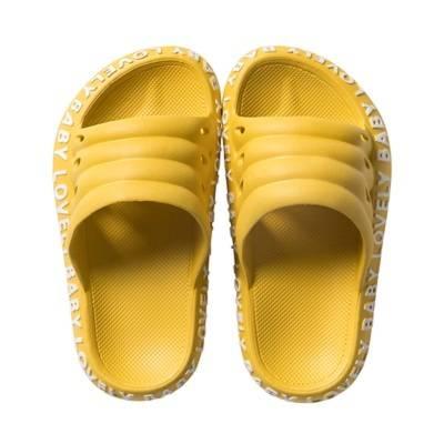 儿童拖鞋夏男童女孩宝宝室内家用亲子洗澡防滑软底凉拖鞋小孩家居